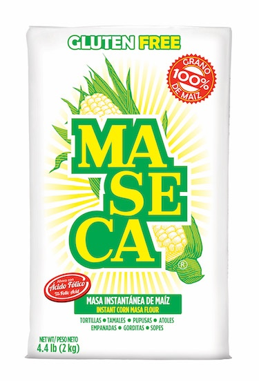 Picture of Tortillas - Maseca Corn Flour Masa for Tortillas 4.4 lbs. - Item No. 2440