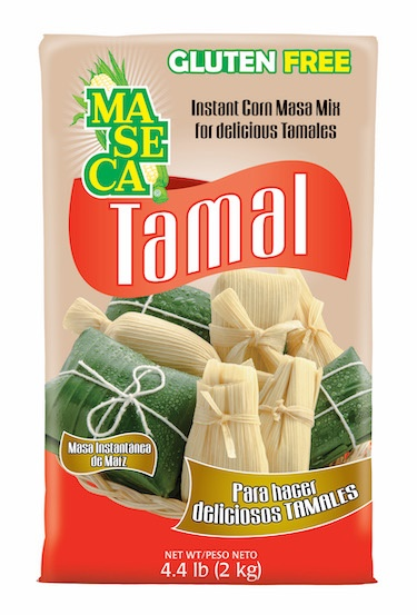 Picture of Tamales - Maseca Corn Masa Flour for Tamales 4.4 lbs.&nbsp;- Item No.&nbsp;2445