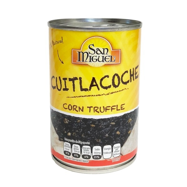 Picture of San Miguel Cuitlacoche Corn Truffle 14.8 oz - Item No. 24456-06550