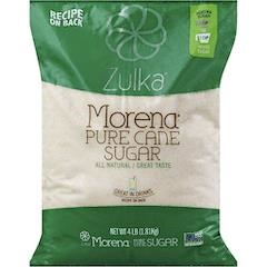 Picture of Pure Cane Brown Sugar - Zulka Sugar - Azucar Morena Granulada 2.2 lbs&nbsp;- Item No.&nbsp;2462