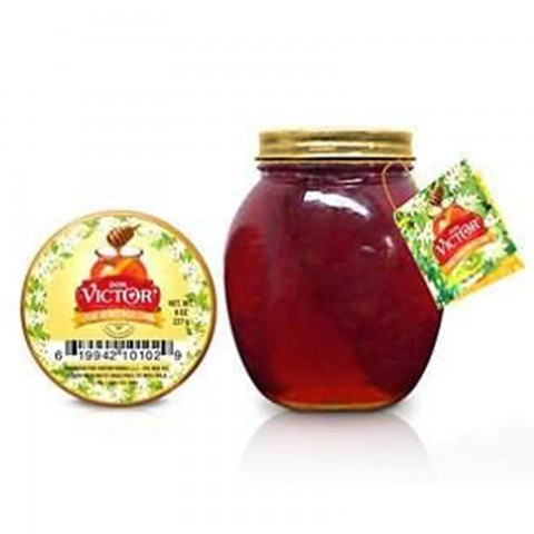 Picture of Pure Honey with Comb 16 oz. - Item No. 2468