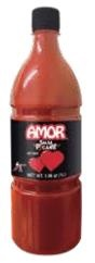 Picture of Salsas Castillo Amor Picante Hot Sauce 33oz - Item No. 24836-05503