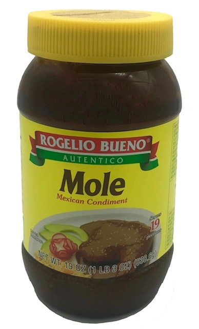 Picture of Rogelio Bueno Authentic Mole 18 oz.&nbsp;- Item No.&nbsp;2502