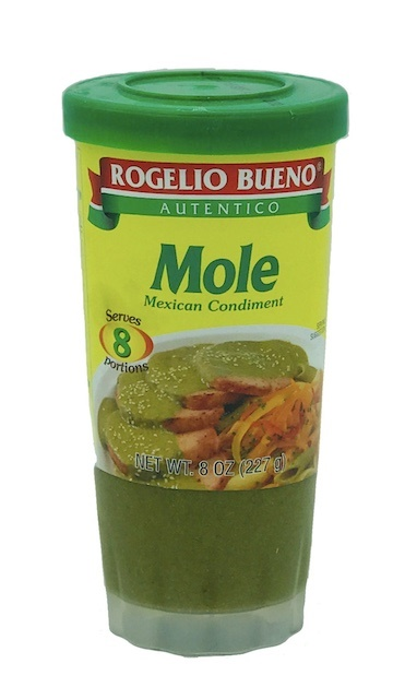 Picture of Rogelio Bueno Green Mole (Mole Verde) 8.25 oz.&nbsp;- Item No.&nbsp;2509