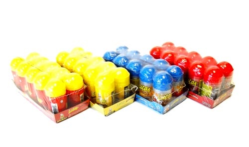 Picture of Lucas Baby Sweet'n Sour Powder Assorted Flavors 4 pack (40 units) - Item No. 25181-baby-pack