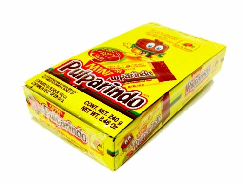 Picture of De la Rosa Mini Pulparindo Hot and Salted Tamarindo Candy 8.46oz&nbsp;- Item No.&nbsp;25226-00157