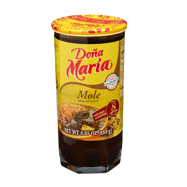 Picture of Mexican Mole Sauce Do�a Maria  8.25 oz. - Item No. 2526