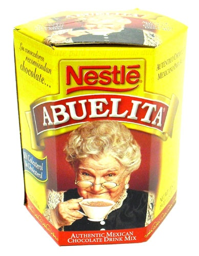 Picture of Chocolate - Mexican Chocolate Abuelita by Nestle 19 oz&nbsp;- Item No.&nbsp;2550