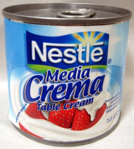 Picture of Nestle Media Crema - Table Cream by Nestle 8 oz - Item No. 2571