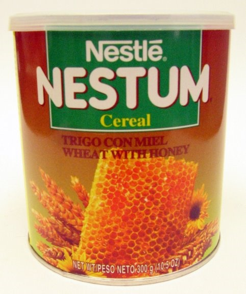 Picture of Nestum Wheat & Honey 12.7 oz&nbsp;- Item No.&nbsp;2577