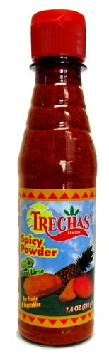 Picture of Trechas Spicy Powder with Real Lime 7.4 oz - Item No. 25810-00019