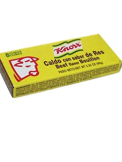 Picture of Knorr Beef Bouillon Cubes 8 cubes&nbsp;- Item No.&nbsp;2610