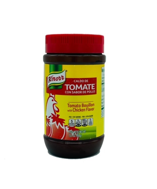 Picture of Knorr Tomato/Chicken Boullion 15.9 oz - Item No. 2629