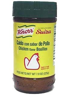 Picture of Knorr Chicken Bouillon 7.9 oz - Item No. 2640