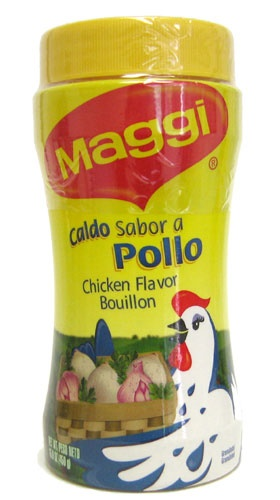 Picture of Maggi Chicken Flavored Bouillon (Jar) 15.9 oz.&nbsp;- Item No.&nbsp;2701