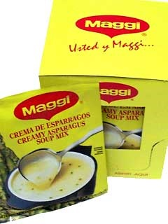 Picture of Maggi Creamy Asparagus Soup Mix 2.32 oz (Pack of 3) - Item No. 2716