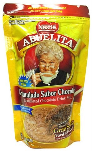 Picture of Abuelita Granulated Chocolate Drink Mix 14.1 oz - Item No. 28000-30350