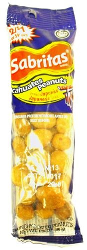 Picture of Sabritas Japanese Style Peanuts (1 5/8 oz) 12 pack - Item No. 28400-078443
