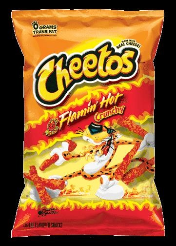 Picture of Cheetos Brand Flamin' Hot Limon 8.5 oz - Item No. 28400-08784