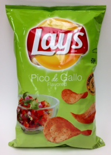 Picture of Lay's Pico de Gallo Potato Chips 9.5 oz (Pack of 3) - Item No. 28400-20970