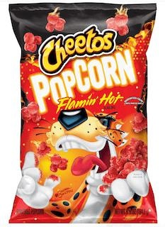 Picture of Chester's Popcorn Flamin Hot 6 3/4 oz 6 3/4 oz - Item No. 28400-21006
