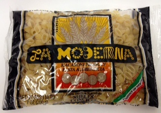 Picture of La Moderna Shells Pasta (Pack of 3) - Item No. 29243-00011