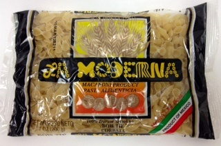 Picture of La Moderna Bow Tie Pasta  - Item No. 29243-00013