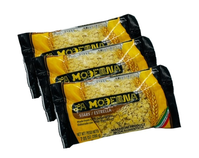 Picture of La Moderna Gears Pasta&nbsp;- Item No.&nbsp;29243-00023