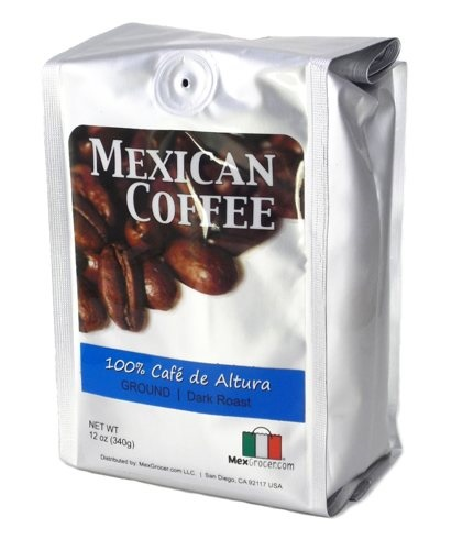 Picture of 100% Cafe de Altura Mexican Coffee Ground - Item No. 29440-87015