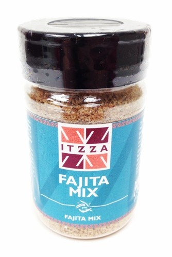 Picture of ITZZA Fajita Mix Seasoning 4 oz - Item No. 29440-87483