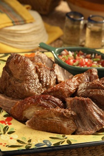 Picture of Carnitas - Del Real Foods Ready to Eat Carnitas 32 oz&nbsp;- Item No.&nbsp;29793-00100