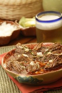 Picture of Barbacoa - Del Real Foods Ready to Eat Barbacoa 32 oz - Item No. 29793-00200
