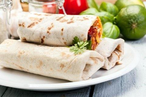 Picture of Breakfast Tacos Recipe- Item No.304-breakfast-tacos