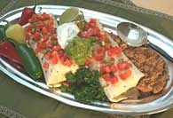 Picture of Spicy Tex Mex Burrito Recipe - Item No. 306-spicytexmexburrito