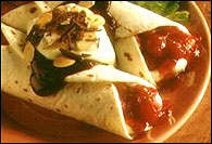 Picture of Chocolate Cherry Crepes - Item No. 31-chocolate-cherry-crepes