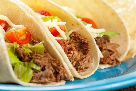 Picture of Tex Mex Steak Tacos Recipe- Item No.310-tex-mex-steak-tacos