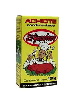 Picture of Achiote Red Paste by El Yucateco 3.5 oz. - Item No. 3118