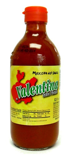 Picture of Valentina Salsa Picante Mexican Hot Sauce 12 oz&nbsp;- Item No.&nbsp;3121
