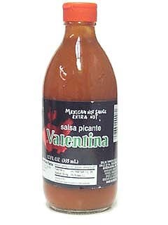Picture of Valentina Salsa Picante Extra Hot Sauce 12 oz. - Item No. 3122