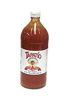 Picture of Tapatio Salsa Picante Hot Sauce 32 oz.&nbsp;- Item No.&nbsp;3135