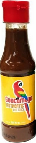 Picture of La Guacamaya Authentic Mexican Hot Sauce 7.1 oz.&nbsp;- Item No.&nbsp;3140
