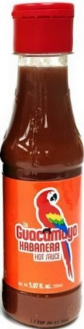 Picture of La Guacamaya Habanera Hot Sauce 6.42 fl. oz. - Item No. 3143