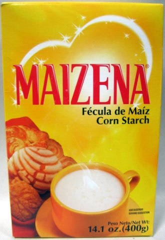Picture of Maizena Corn Starch - Fecula de Maiz by Maizena 14.10 oz - Item No. 3202