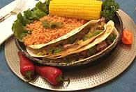 Picture of Tacos - Taco de Res - Item No. 326-tacoderes