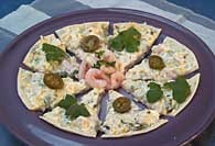 Picture of Shrimp Pizza Wedges - Item No. 329-shrimppizzawedges
