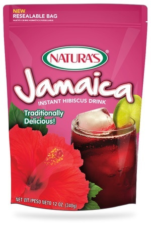 Picture of Natura's Instant Hibiscus Drink 12 oz. - Item No. 3291