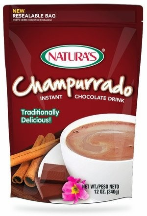 Picture of Natura's Champurrado Instant Chocolate Drink 12 oz.&nbsp;- Item No.&nbsp;3295
