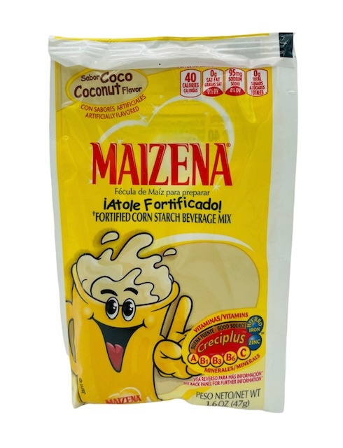 Picture of Maizena Coconut Beverage Mix 1.76 oz. - Item No. 3300