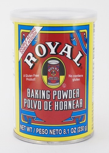 Picture of Royal Baking Powder - Polvo para Hornear Royal 8.1 oz - Item No. 3349