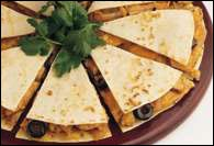 Picture of Halftime Chicken Quesadillas - Item No. 343-halftime-quesadilla